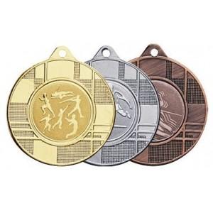 Медаль в новом дизайне