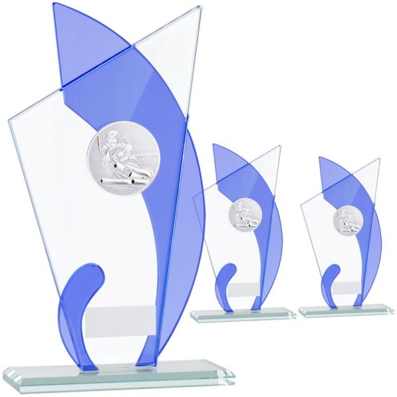 Привлекательный стеклянный трофей